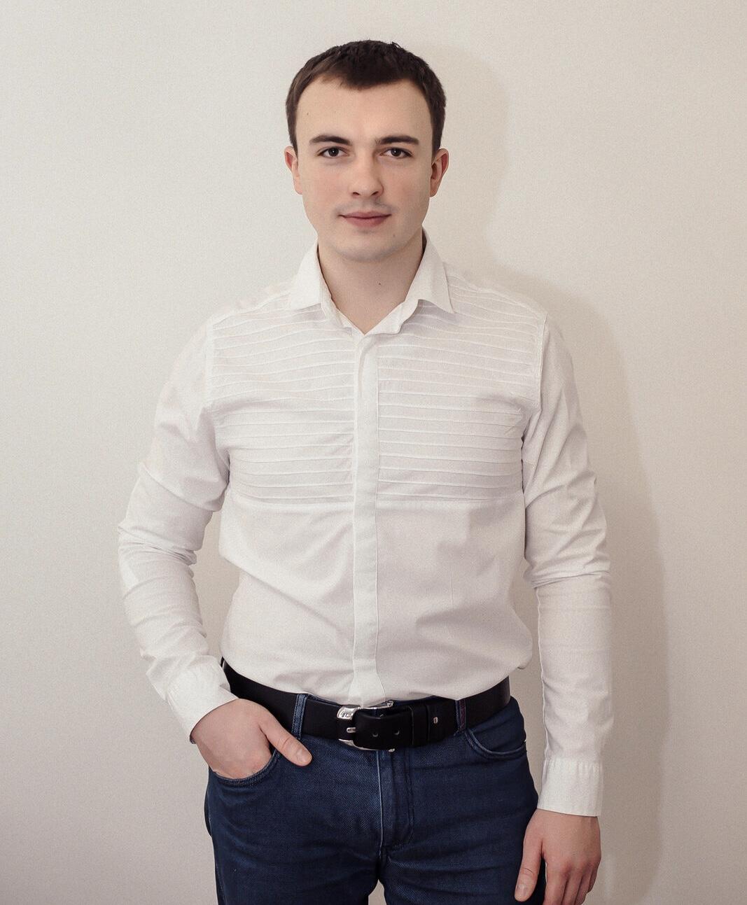 Валерій Сталіров CEO