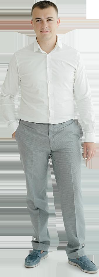 Валерій<br>Сталіров CEO, Спеціаліст по структуруванню IT-компаній