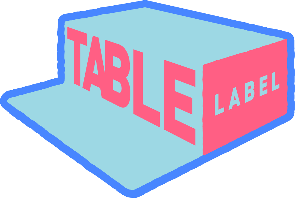 Table Label logo
