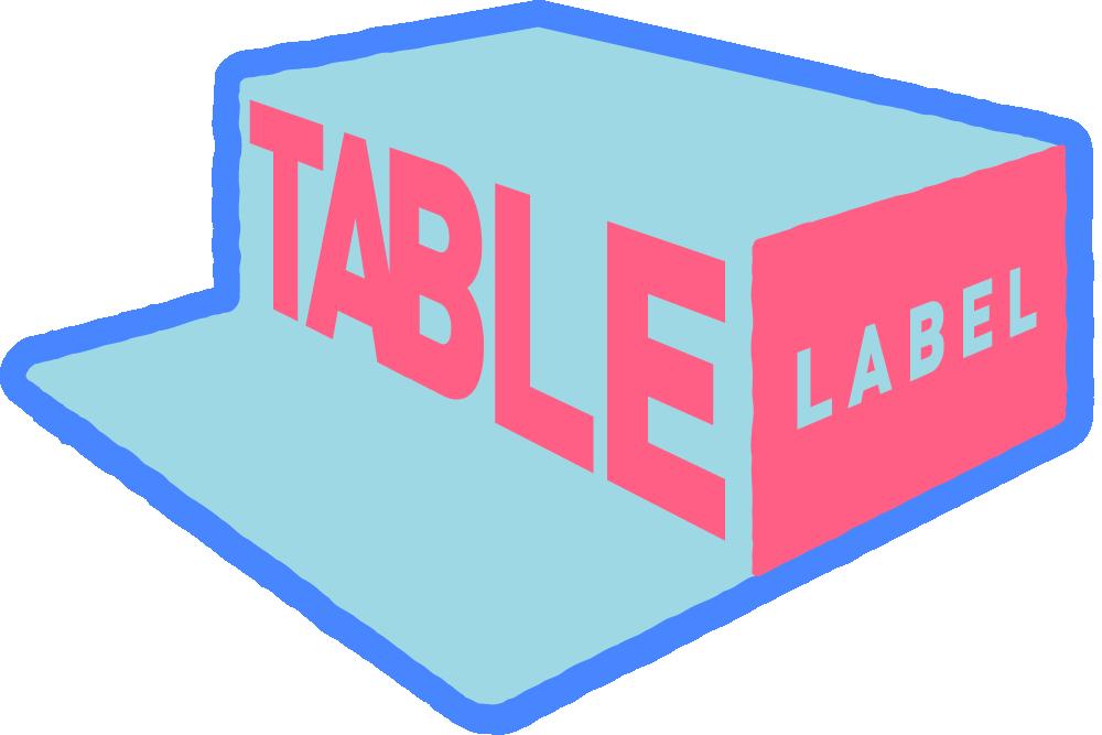 Table Label logo